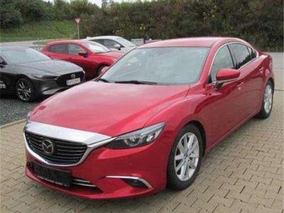 """gebraucht Mazda 6 CD175 Revolution Top """"Leder weiss"""" Limousine"""