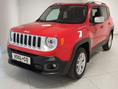 gebraucht Jeep Renegade 2,0 MJ Limited AWD