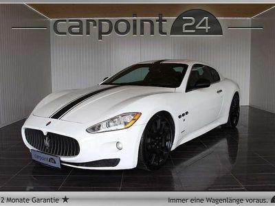 gebraucht Maserati Granturismo 4.2 Aut. /Sportabgas/20Zoll/Carbon/