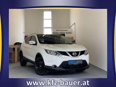 gebraucht Nissan Qashqai 1,6 dCi N-Connecta Aut. Panorama SUV / Geländewagen