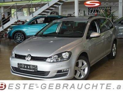 gebraucht VW Golf VII Var. TDI 1.6 DSG Comfortline