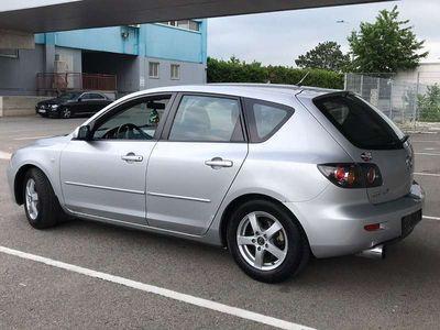 brugt Mazda 3 1.6 Limousine,