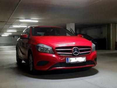 gebraucht Mercedes A180 BlueEfficiency Automatik