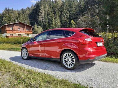 gebraucht Ford Focus Titanium 1,6 EcoBoost