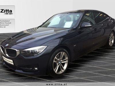 brugt BMW 320 Gran Turismo d Sport Line