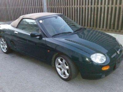 gebraucht MG F Brooklands Cabrio / Roadster