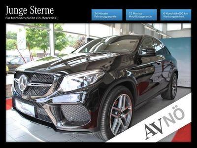 gebraucht Mercedes 350 GLE Coupe d 4Matic AMG Line, Airmatic, Pano-Da