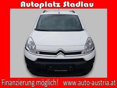 gebraucht Citroën Berlingo Kasten 551 kg 1,6 HDi FAP 90 L1 Komfort *FINANZIE