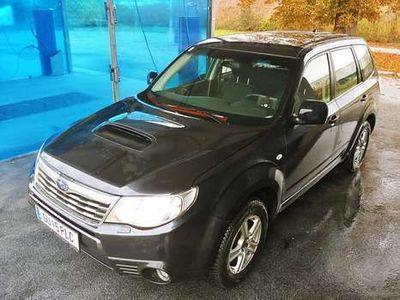 gebraucht Subaru Forester 2.0 D SUV / Geländewagen