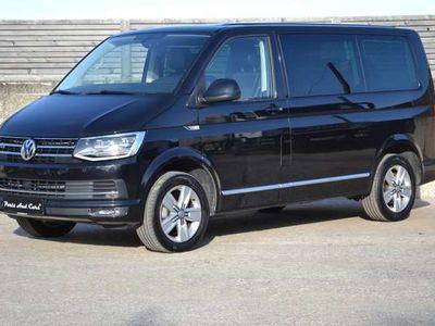 gebraucht VW Multivan T62,0TDI GENERATION-SIX/4MOT/DSG/ASSIT/LED/KAM/AHK