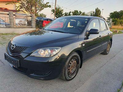 brugt Mazda 3 3Sport 1.6 TE Klein-/ Kompaktwagen,