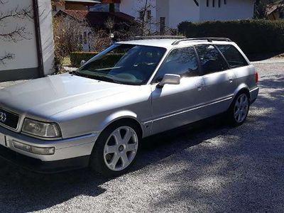 gebraucht Audi S2 80Avant quattro Kombi / Family Van
