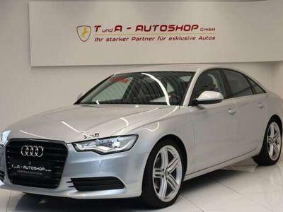 gebraucht Audi A6 3.0 TDI Multitronic *Standheizung*Leder*Xenon*Navi