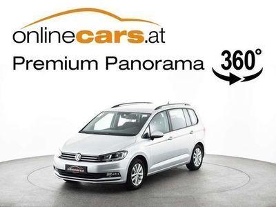 gebraucht VW Touran CL 1,6 TDI BMT NAVI TEMP SHZ Kombi / Family Van,