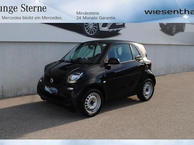 gebraucht Smart ForTwo Coupé forTwo 45 kW