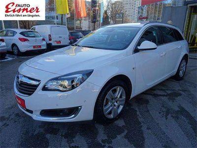 gebraucht Opel Insignia ST 1,6 CDTI Ecotec Cosmo