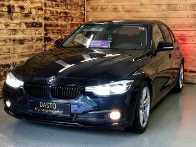 gebraucht BMW 318 3er-Reihe Diesel (F30) Advantage Aut. * LED * PDC