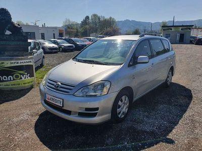 gebraucht Toyota Avensis Verso 2,0 D-4D Neu pickerl Kombi / Family Van