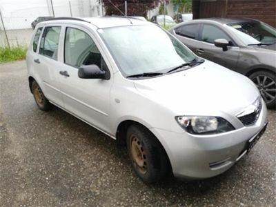 brugt Mazda 2 21,25i CE Klima Limousine,