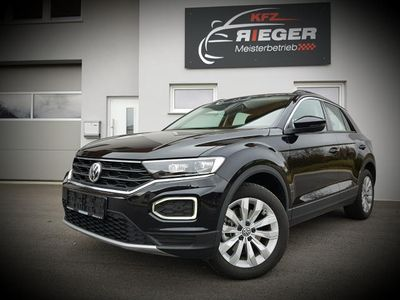 gebraucht VW T-Roc Style 4Motion LED´Standheizung AHK