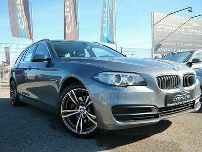 gebraucht BMW 518 518 d Touring Aut. |Navi |Xenon |Pakrsensor |Tem...