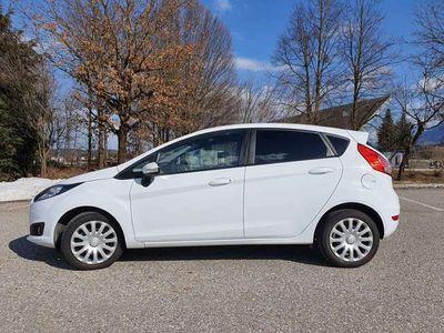 gebraucht Ford Fiesta Trend 1,25 Klein-/ Kompaktwagen