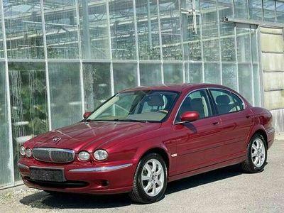 gebraucht Jaguar X-type 2,0 Executive Ds. ** Pickerl + Service NEU **
