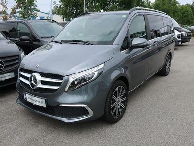 gebraucht Mercedes 300 V-Klasse Vd 4MATIC lang Avantgarde Aut. Kombi / Family Van,