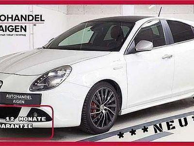 gebraucht Alfa Romeo Giulietta 1,4 TB Super Edizione - Pickerl bis 10/2021