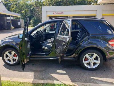 gebraucht Mercedes ML320 M-KlasseCDI 4MATIC SUV / Geländewagen