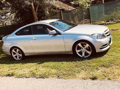 gebraucht Mercedes C220 C-KlasseCDI Sportwagen / Coupé,