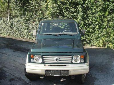 gebraucht Suzuki Samurai VX, 1,9D SUV / Geländewagen,