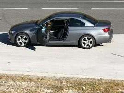 gebraucht BMW 320 Cabriolet 3er-Reihe Cabrio (E93) Österreich-Paket