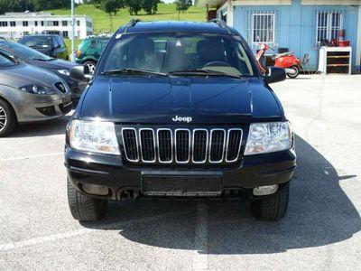 gebraucht Jeep Grand Cherokee Limited 2,7 CRD SUV / Geländewagen