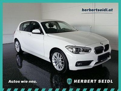 gebraucht BMW 116 d Advantage