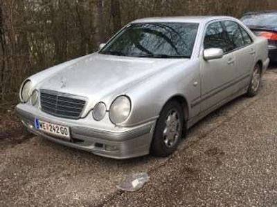 gebraucht Mercedes E220 Elegance CDI