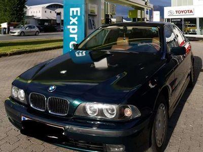 gebraucht BMW 523 5er-Reihe E39 Aut.