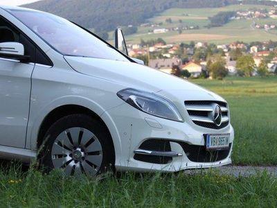 gebraucht Mercedes B250 B-Klasse B-Klasse e