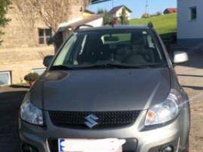 gebraucht Suzuki SX4 1,6 GL-A VVT 4WD