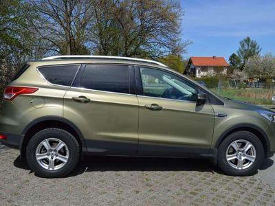 gebraucht Ford Kuga Titanium 4WD; 2,0D SUV / Geländewagen