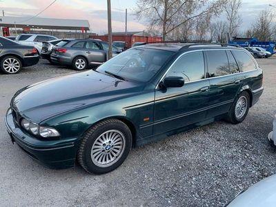 gebraucht BMW 525 5er-Reihe Diesel E39 touring Österreich-Paket
