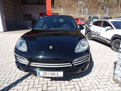 gebraucht Porsche Cayenne Platinium