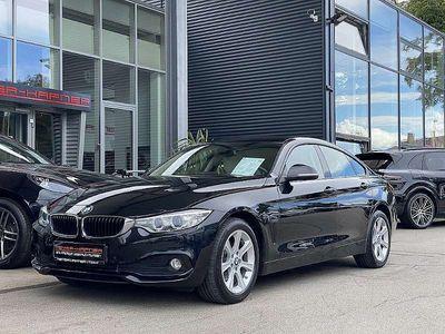 gebraucht BMW 420 Gran Coupé d xDrive Aut. Leder Navi Prof.
