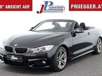 gebraucht BMW 420 d Cabrio Automatik M-SPORTPAKET NP 64.860,--