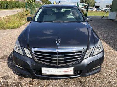 gebraucht Mercedes E250 Avantgarde BlueEfficiency CDI Aut.
