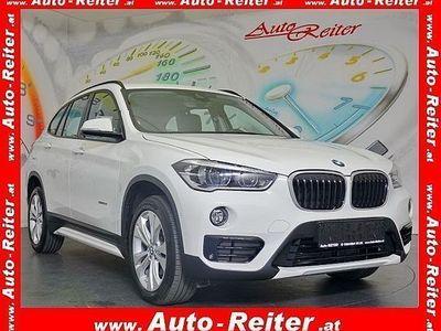 gebraucht BMW X1 sDrive18i Sport Line *NP: ~€ 42.000,-* *LED, NAVI