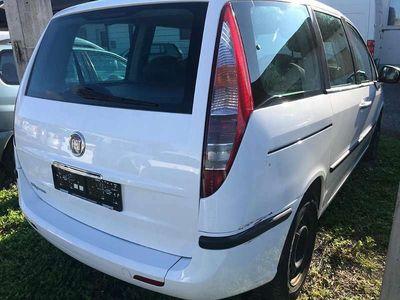 gebraucht Fiat Ulysse 2,0 16V JTD 120 Dynamic Kombi / Family Van
