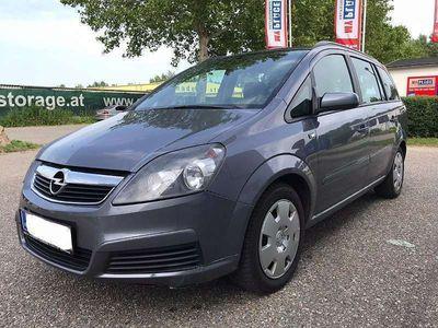 brugt Opel Zafira 1.9CDTI Kombi / Family Van,