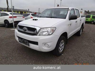 gebraucht Toyota HiLux DOPELTE CABINE