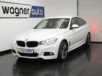 gebraucht BMW 330 Gran Turismo d xDrive Aut.M-Sportpaket/NaviPro/HeadUp/AHK/Kamera